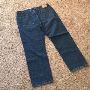 Chaps by Ralph Lauren blue men's denim jeans